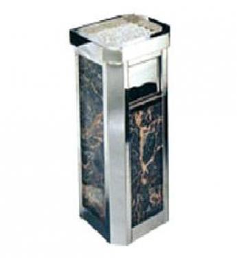 (F)不锈钢垃圾桶