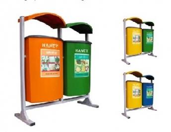 (I)公共垃圾桶