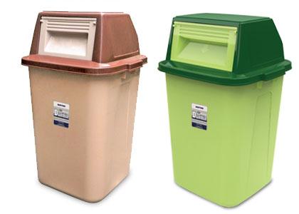 (A)办公室垃圾桶