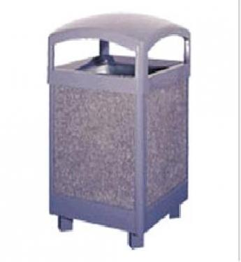 Stone Waste Bin