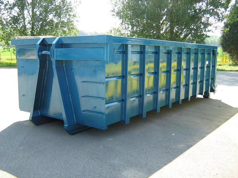 Container xe hooklift