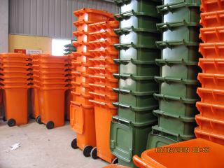 Cung cấp thùng rác nông thôn mới