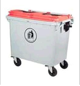Thùng rác HDPE SINO 660 lít
