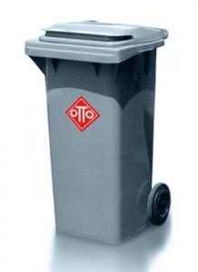 Thùng rác OTTO 240 lít