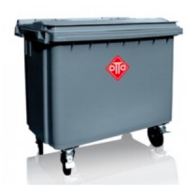 Thùng rác OTTO 770 lít 4 bánh xe
