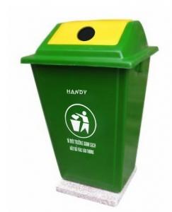 Thùng rác cố định 60 lít