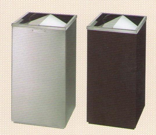 Thùng rác inox GPX 86A