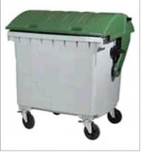 Thùng rác nhựa SINO 1200 lít