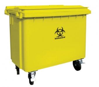Thùng rác y tế BIOPAC MGB660