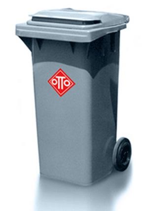 Thùng rác OTTO 80 lít