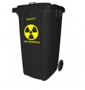 Thùng rác bệnh viện 240 lít