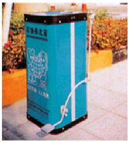 Thùng rác công cộng ngoài trời SINO