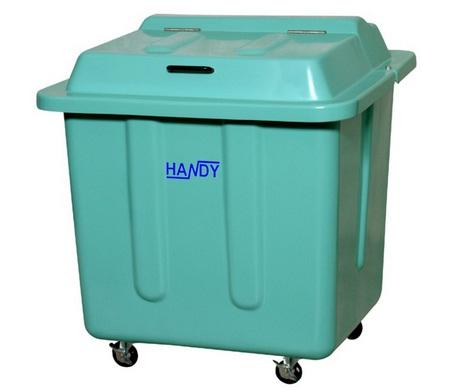 Thùng rác công nghiệp 500 lít