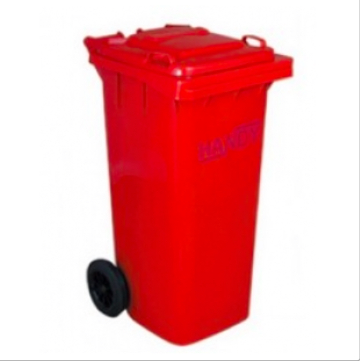 Thùng rác nhựa 120 lit
