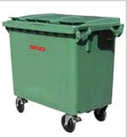 Thùng rác nhựa SINO 1100 lít