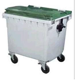 Thùng rác nhựa SINO 770 lít