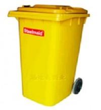 Thùng rác nhựa Steelmaid 120 lít