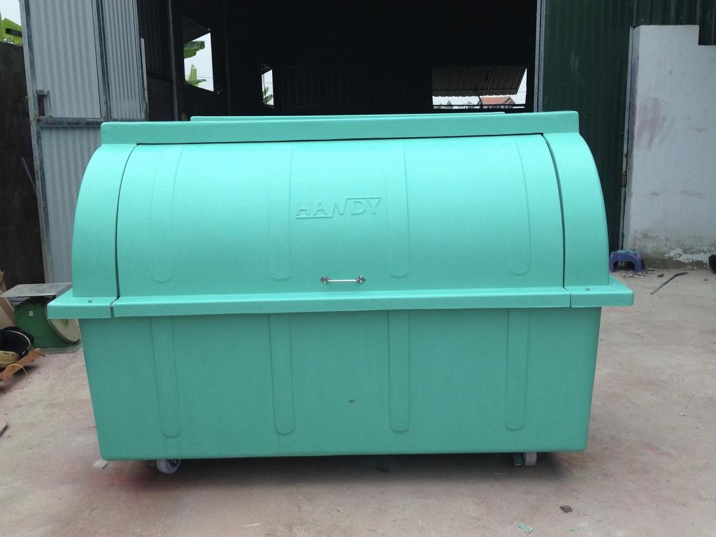 Thùng rác công nghiệp Handy 1600L