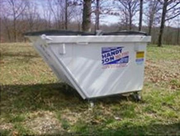 Container chứa rác 3 Yard