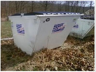 Container chứa rác công nghiệp H4