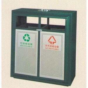 Thùng rác công cộng bằng thép GPX-149
