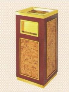 Thùng rác gỗ GPX-28A