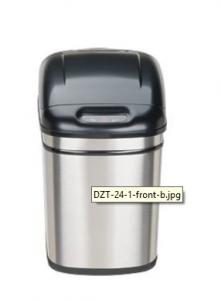 Thùng rác thông minh nắp nhựa DZT 24-1