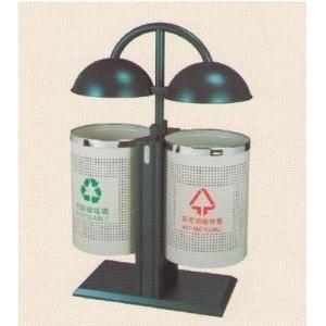 Thùng rác treo đôi GPX-152