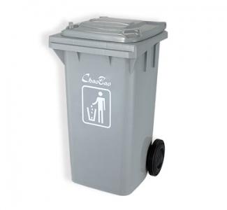 Thùng chưa rác công nghiệp 240L B003