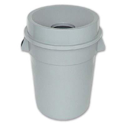Thông tin sản phẩm: Thùng rác công nghiệp tròn nắp hở không có bánh xe CHAOBAO 120L Model: CHAOBAO B008 Kích thước: Đường kính: 500 mm Cao:... . 800 mm Dung tích chứa rác: 120lít Chất liệu: Nhựa PP Xuất xứ: Trung Quốc Hãng sản xuất: CHAOBAO Bảo hành: 12 tháng. Màu sắc: Xám