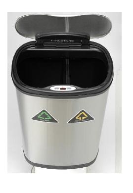 Thùng rác cảm ứng DZT 50-13R