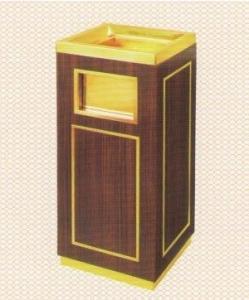 Thùng rác gỗ GPX-28D