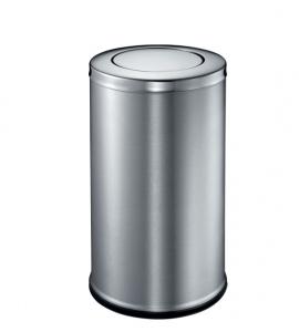 Thùng rác inox cửa bỏ rác xoay HANDY HCI380