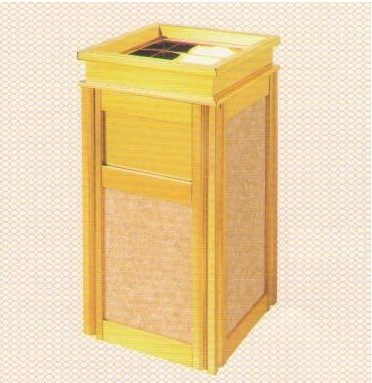 Thùng rác mặt đá GPX 168