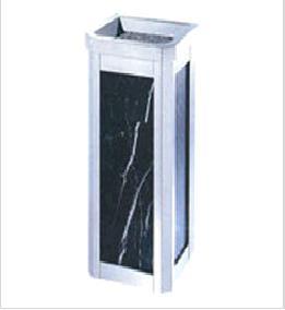 Thùng rác mặt đá SINO 6168