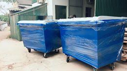 Thùng rác thép tiêu chuẩn ANSI